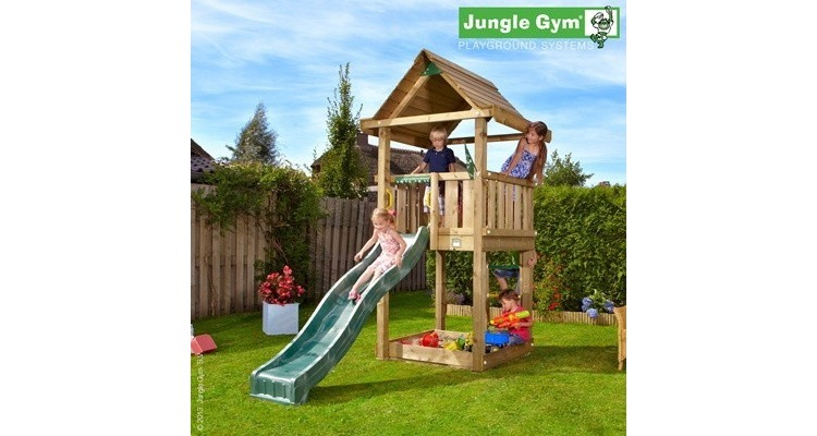 Spatiu de joaca House - Jungle Gym poza kivi.ro