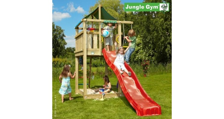 Foto Spatiu Joaca Jungle Gym