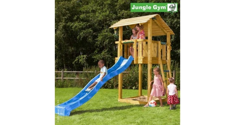 Spatiu de joaca Shelter - Jungle Gym imagine 2021 kivi.ro