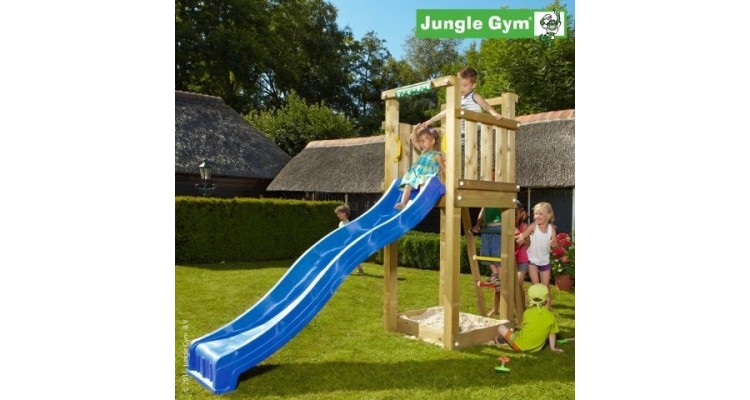 Spatiu de joaca Tower - Jungle Gym imagine 2021 kivi.ro