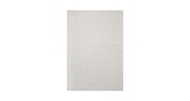 Covor aspect sisal de interior/exterior, 120 x 170 cm, gri poza kivi.ro
