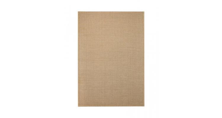 Covor aspect sisal de interior/exterior, 80 x 150 cm, bej poza kivi.ro