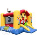 Castel gonflabil Slide Clown Bouncer, 280 x 230 x 175 cm, Happy Hop