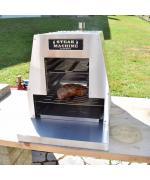 Gratar pe gaz cu arzator infrarosu Steak Machine 12900