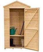 Magazie din lemn tratat la presiune Adam I Dunster House