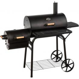 Gratar pe carbuni cu afumatoare American BBQ Washington