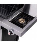 Gratar pe gaz din inox Double Header Char-Broil Professional 4600S 140754