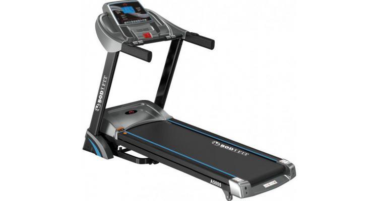 Banda de alergat electrica BodyFit A5000 poza kivi.ro