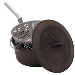 Ceaun din fonta cu friteuza 30 cm Camp Chef CC-CP12