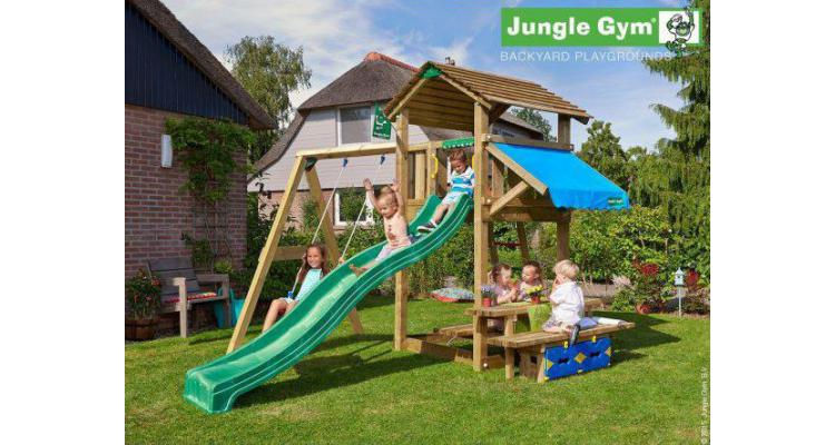 JUNGLE GYM COTTAGE-SWING1-MINIPICNIC imagine 2021 kivi.ro