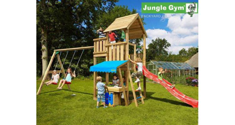 JUNGLE GYM PALACE-MINIMARKET-SWING imagine 2021 kivi.ro