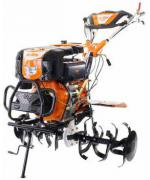 Motosapatoare RURIS 1001KSD + roti cauciuc 5.00-12+plug reversibil rev2+roti metalice 500