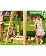 Jungle Gym Cottage-Bridge-Swing