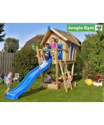 Jungle Gym Crazy Cu Casuta