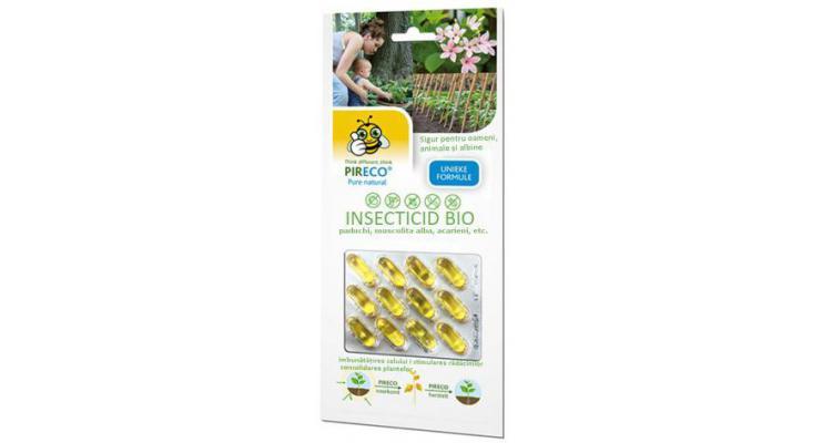 Insecticid Bio Pireco, 12 capsule imagine 2021 kivi.ro