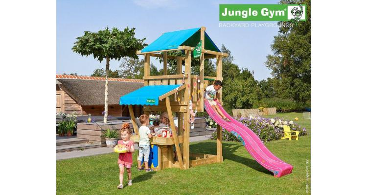 JUNGLE GYM HUT-MINIMARKET imagine 2021 kivi.ro