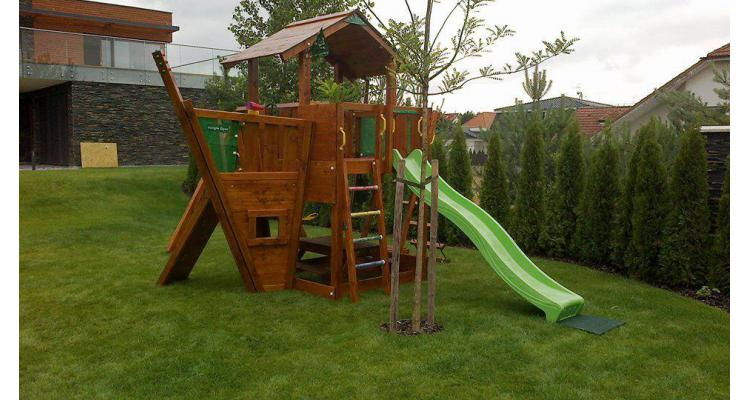 JUNGLE GYM PIRATI imagine 2021 kivi.ro