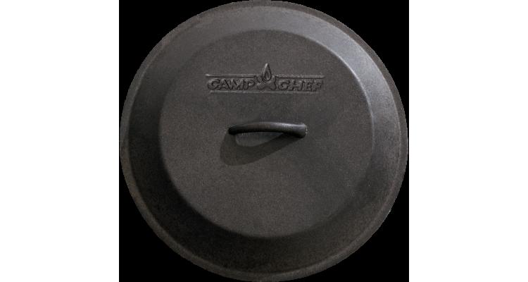 Capac din fonta pentru tigaie Camp Chef 30 cm CC-CL12 poza kivi.ro