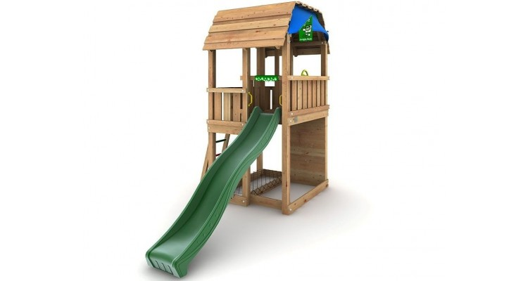 Spatiu de joaca Barn - Jungle Gym imagine 2021 kivi.ro
