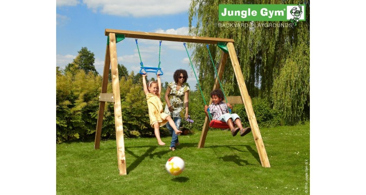 Spatiu de joaca Swing - Jungle Gym imagine 2021 kivi.ro