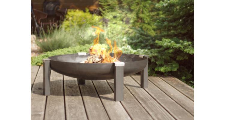 Fire Pit Tilsit King Size, D95 cm poza kivi.ro