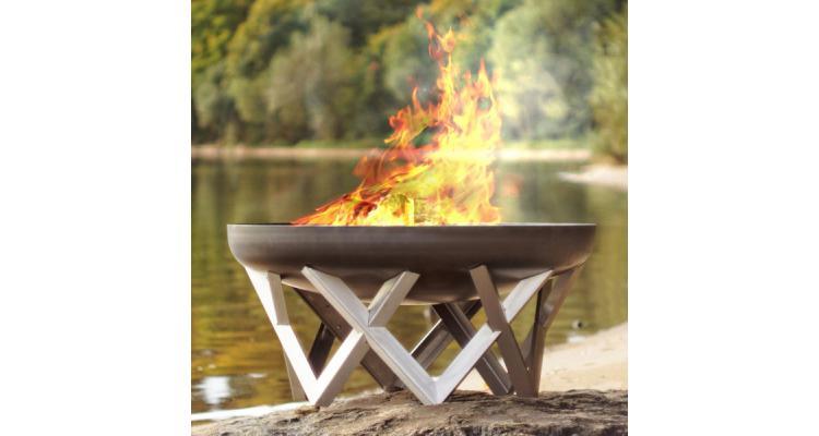 Fire Pit Vingis Mare poza kivi.ro