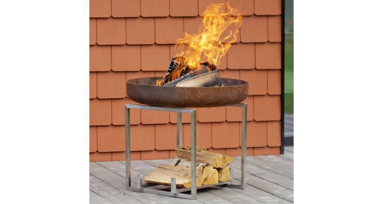 Fire Pit Nagliai, D63 cm poza kivi.ro
