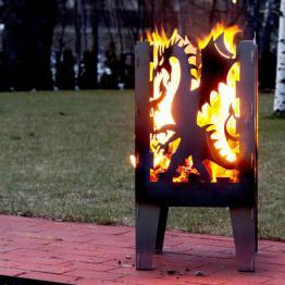 Bol de foc  Basket Dragon