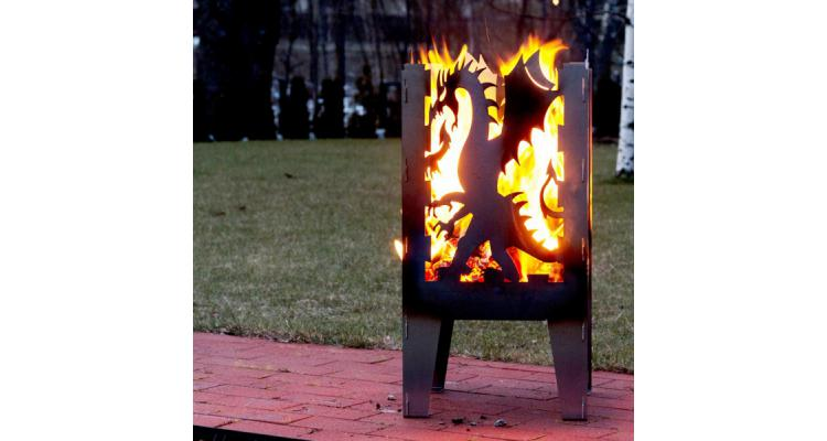 Fire Basket Dragon poza kivi.ro
