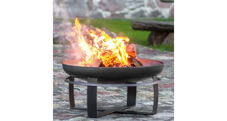 Vatra de foc Viking poza kivi.ro