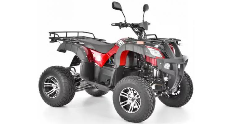Hecht 59399 RED ATV poza kivi.ro