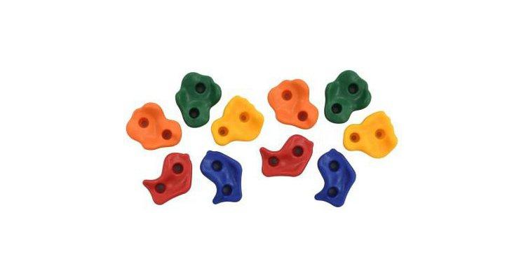 Pietre de catarare 10 buc.multicolor poza kivi.ro