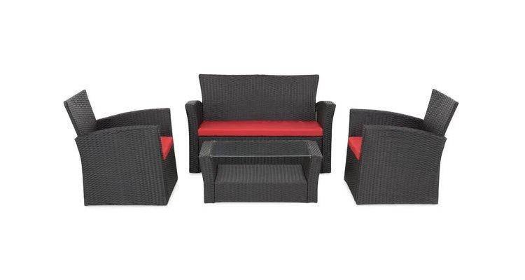 Set mobilier LIMA cu 2 fotolii, canapea si masuta imagine 2021 kivi.ro