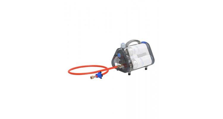 Kit regulator gaz pentru cartuse cu valva Trio Power Pak Cadac 370-EU poza kivi.ro