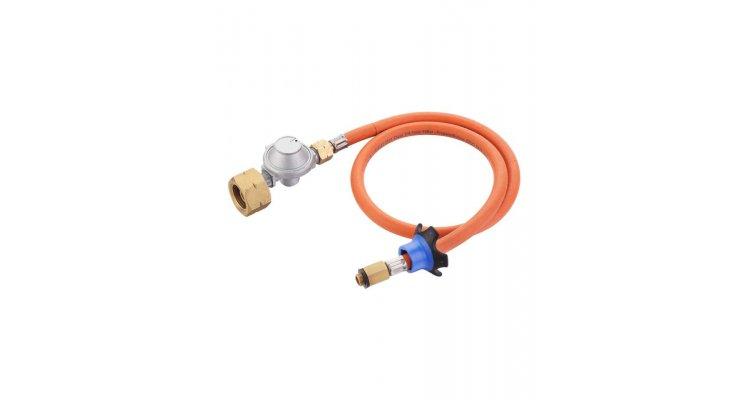 Set regulator adaptor pentru aragaz portabil cu cartus la butelie Cadac 8521 imagine 2021 kivi.ro