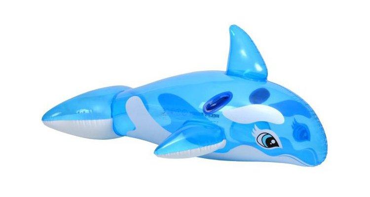 Balena gonflabila pentru copii