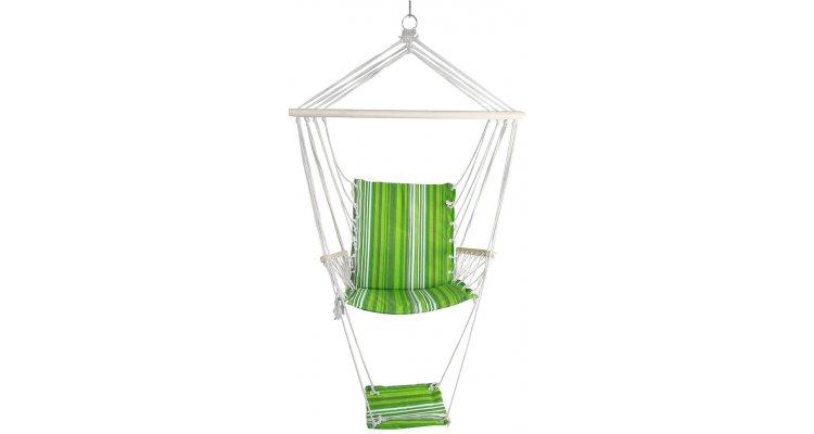 Scaun suspendabil Jambi,verde