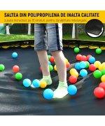 Trambulina PROGRESSIVE diametru 244 cm pentru copii/adulti