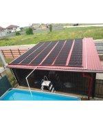 Panou solar incalzire piscina 6M X 0,95 M