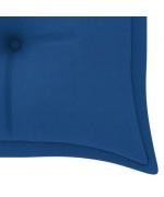 Perna pentru balansoar albastru,150cm