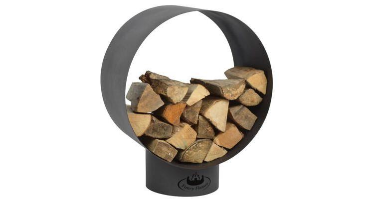 Spatiu rotund  de depozitare a lemnelor de foc FF282