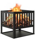 Vatra de foc, 40x40x40 cm