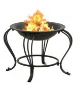 Vatra de foc cu vatrai 49 cm