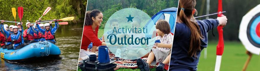Activitati outdoor
