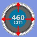 Set 460 cm