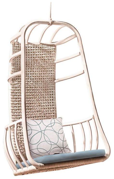 Balansoar gradina rattan