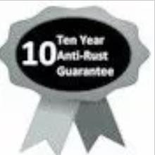 garantie 10 ani magazie de gradina metalica